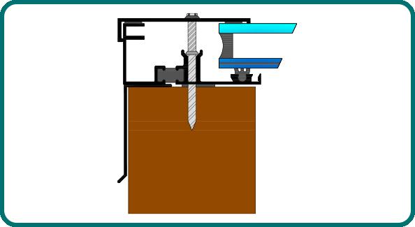 mags bar component perimeter sill