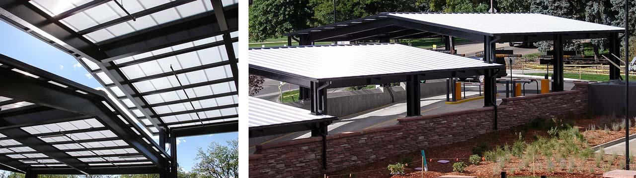 U-Lite Translucent Canopy