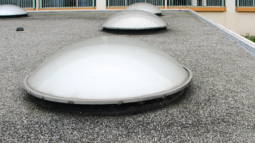 Round Dome Skylight