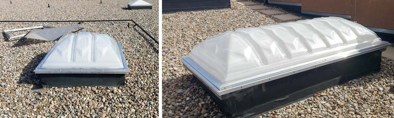 VELUX Dynamic Dome Unit Skylights