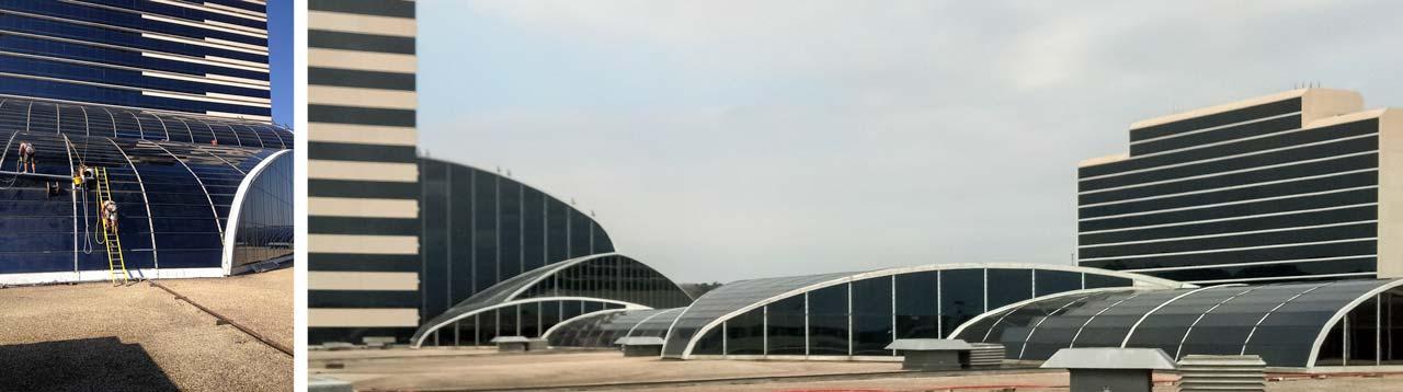 riverchase galleria mall skylight repair-cs