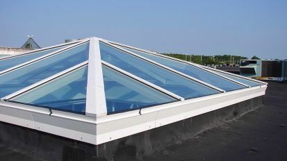 Worn Out Skylight Replacement