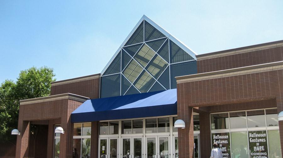 Foothills Mall Skylight Retrofit