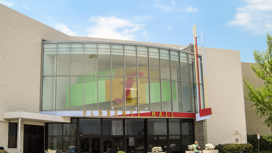 Florence Mall Skylight Repair