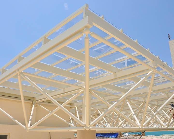 La Mer New Frame 12049 102 Commercial Skylights