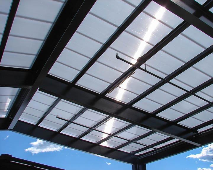 University Colorado Translucent Canopy 14363-2