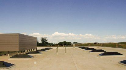 Aims Automotive School Skylights