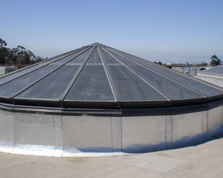 NewPark Mall Skylight Inspection-17029-53