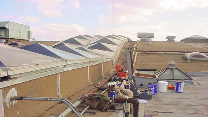 Quadrangle-Shopping-Center-Skylight-Repair-020S