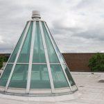 Salem Center Mall Skylight Survey-16832-105
