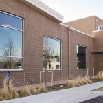 Translucent Canopy Installation for Senior Care Living Center