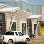 Hampden Heights School Polycarbonate Canopies