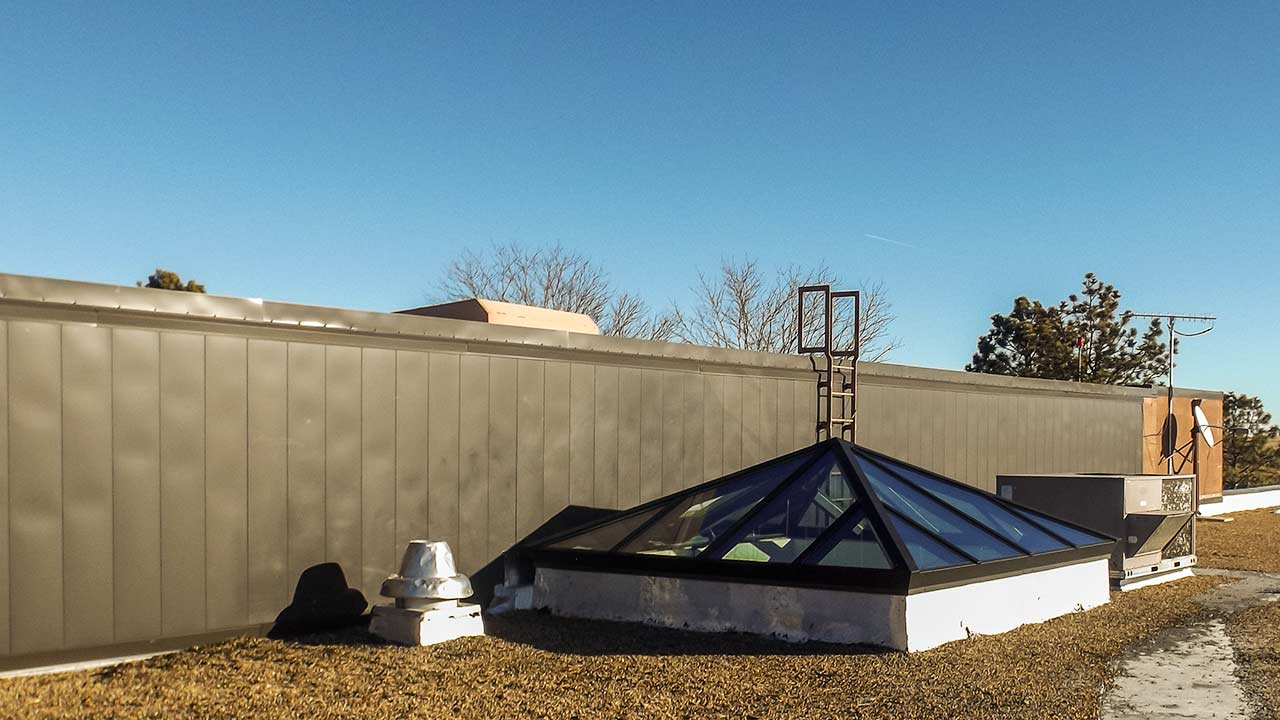 glass skylights IHS 16727-1321