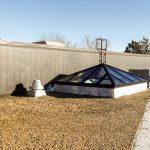 Pyramid Skylights Installation at IHS Headquarters