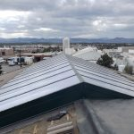 Failed Fiberglass Skylights – Englewood Recreation Center