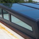 Izakaya Den Retractable Skylight Leak Repair