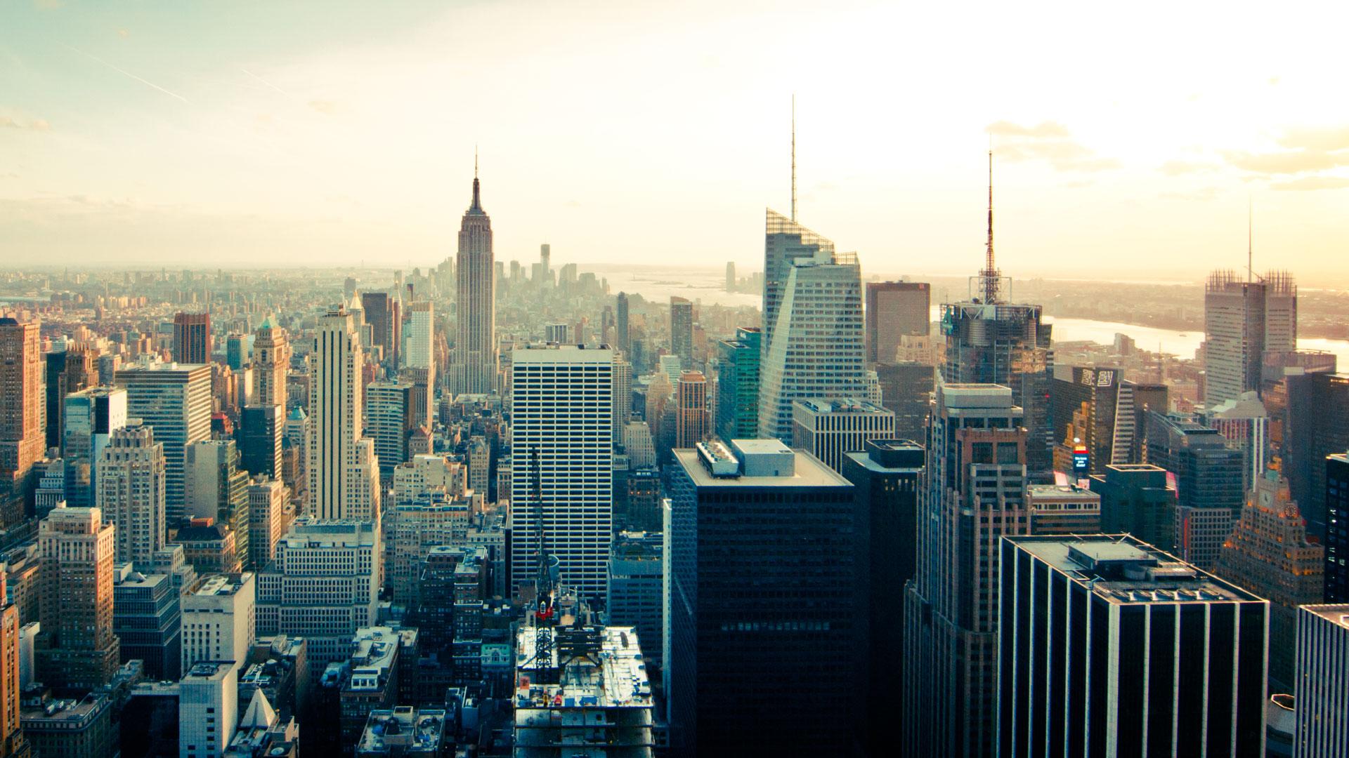 Skyline in Daylight