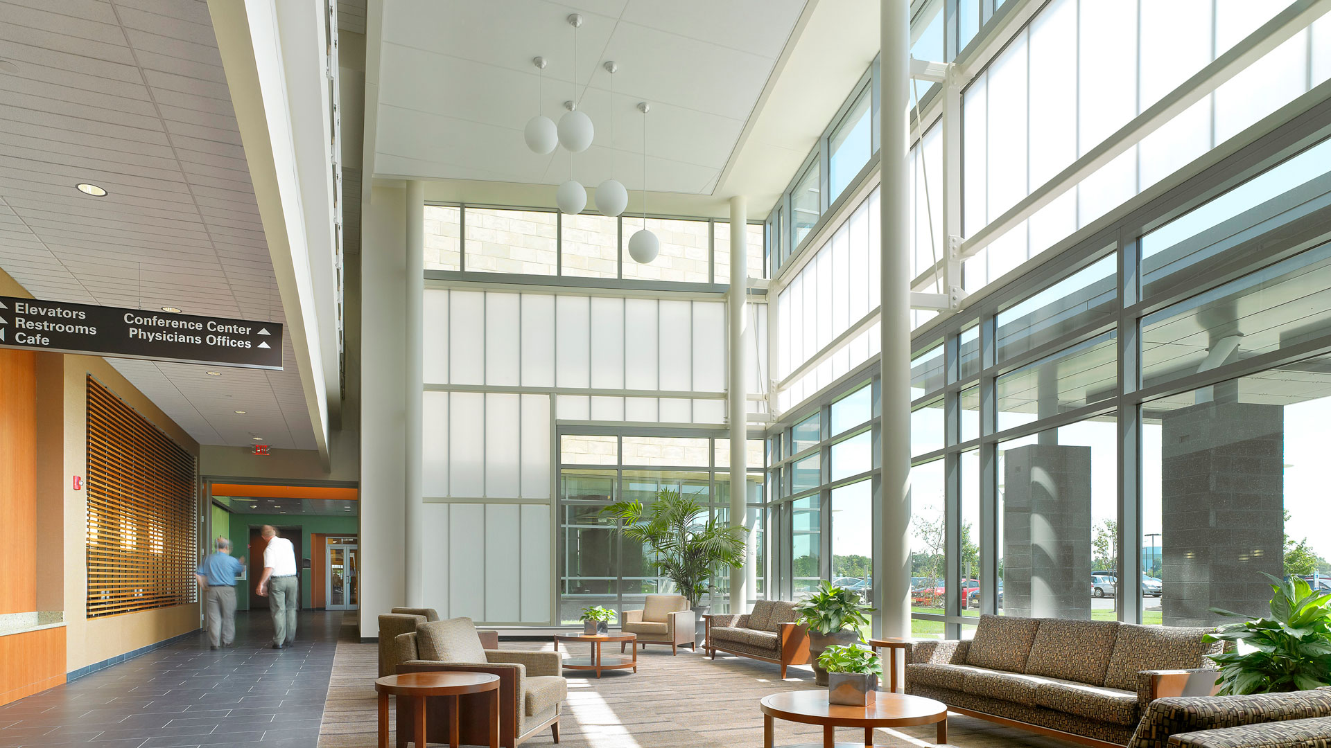 Hospital Daylighting