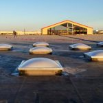 Warehouse Skylight – Daylighting Furniture Row