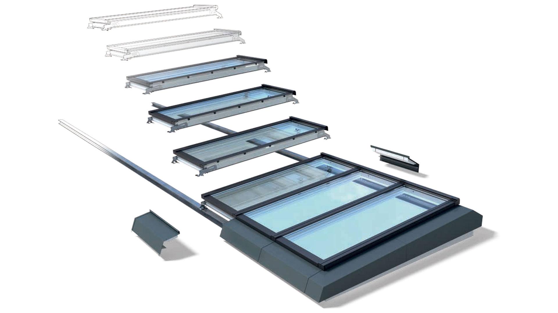 VELUX Modular Longlight
