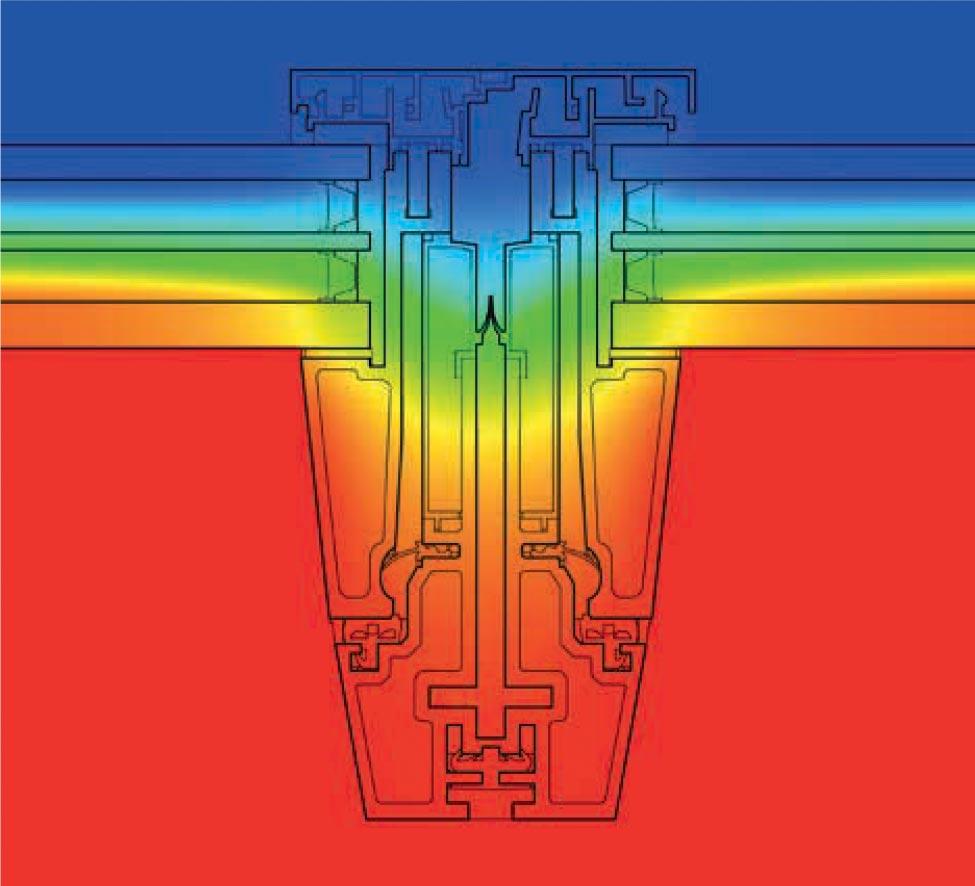 thermal test pattern