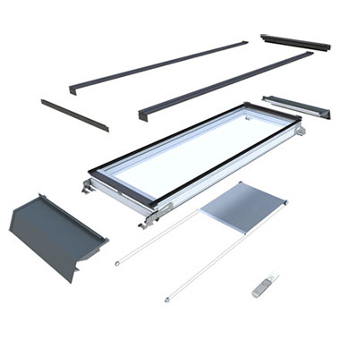 VELUX Modular Skylights Module