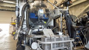 FAU deep sea submersible 23547-092149
