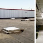 Furniture Row Warehouse Skylights – Phase II
