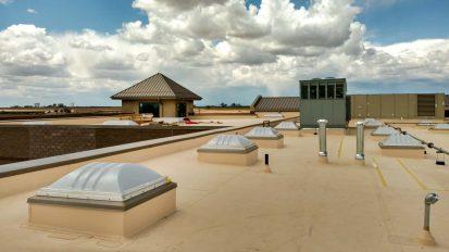 New Installation – Sunoptics Unit Skylights