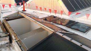Skylight Repair | Four Seasons Town Centre