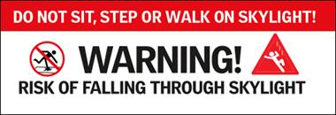 warning-fall-protection-skylight