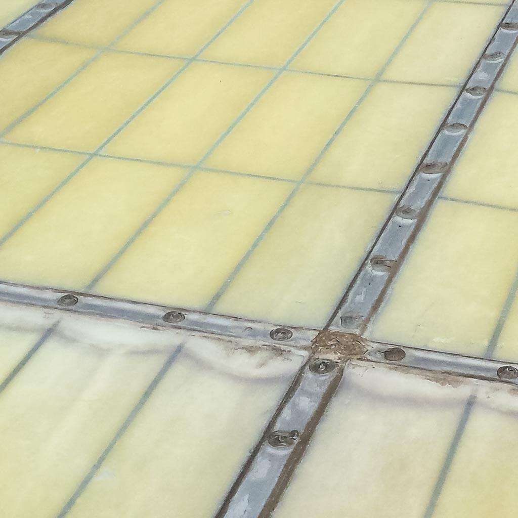 fiberglass skylight repair 23145-112938-2