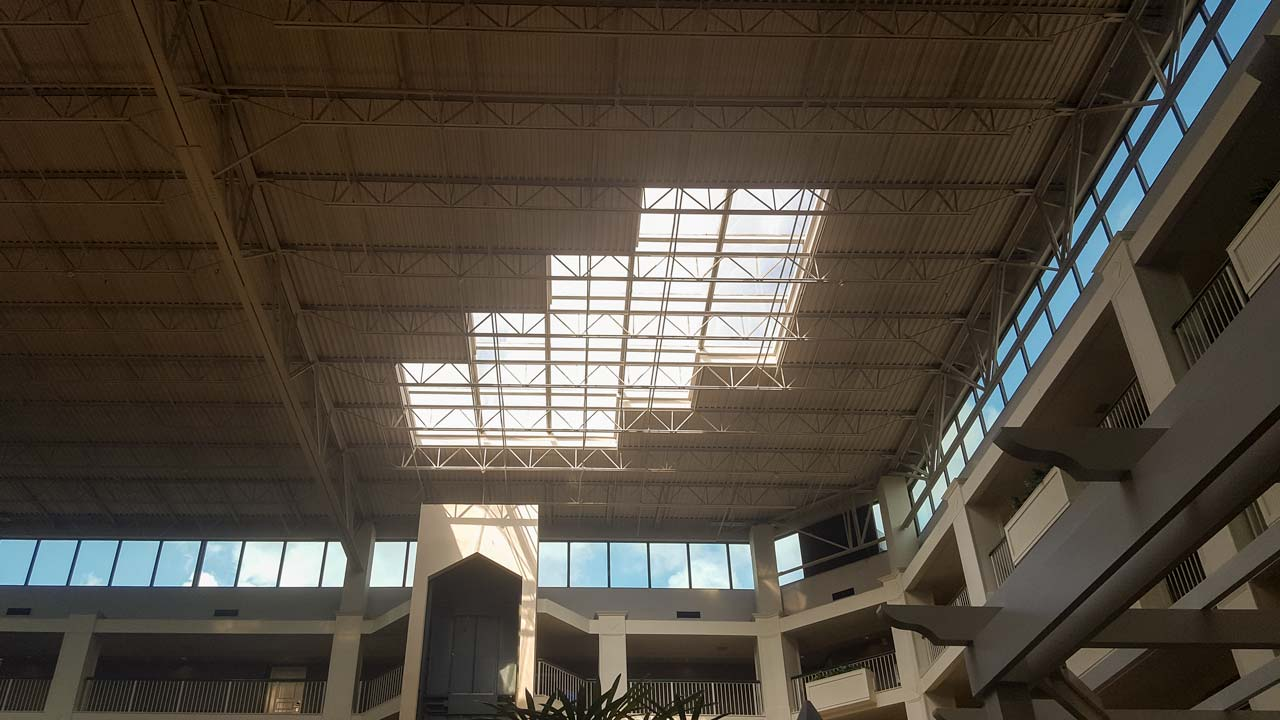 hilton skylight inspection 23767-110346