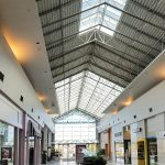 Skylight Inspection | Cache Valley Mall