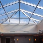 Glass Skylight Consultation | The Franklin Hotel