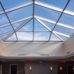 Glass Skylight Consultation | The Franklin Hotel