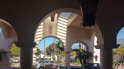 Skylight Inspection | The Fess Parker