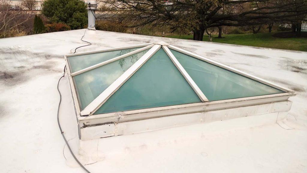 skylight inspection DoubleTree 24429-090300645