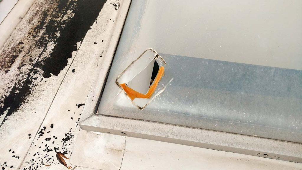 skylight inspection DoubleTree 24429-091711431