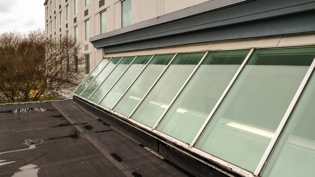 skylight inspection DoubleTree 24429-092817664