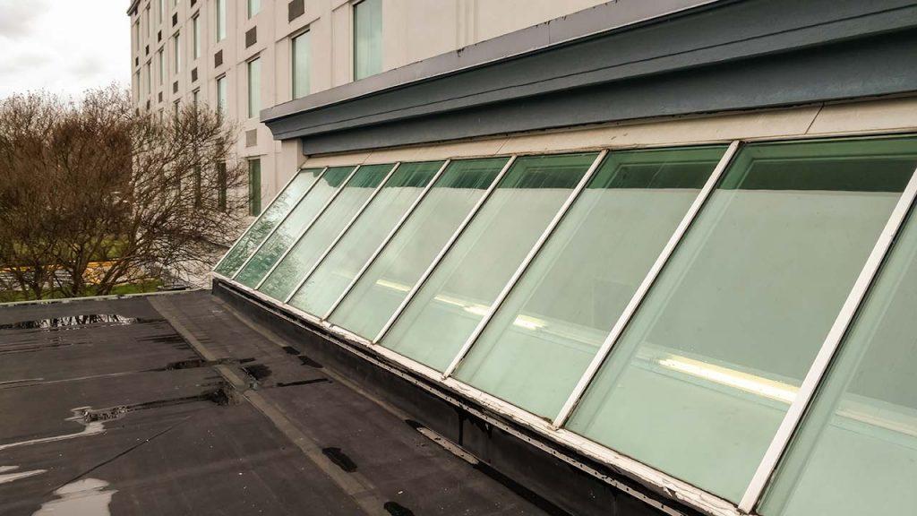 skylight inspection DoubleTree 24429-092817664