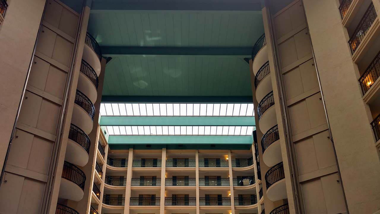 skylight inspection Embassy Suites 24540-134552964