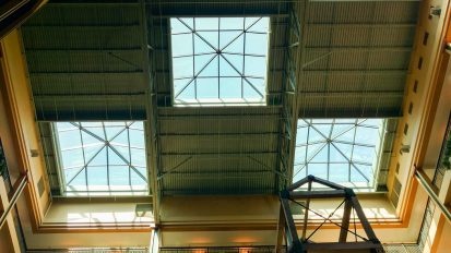 Skylight Inspection | Denver Airport