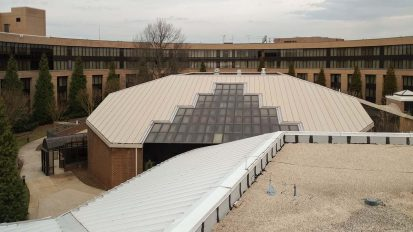Skylight Inspection | Dulles Airport