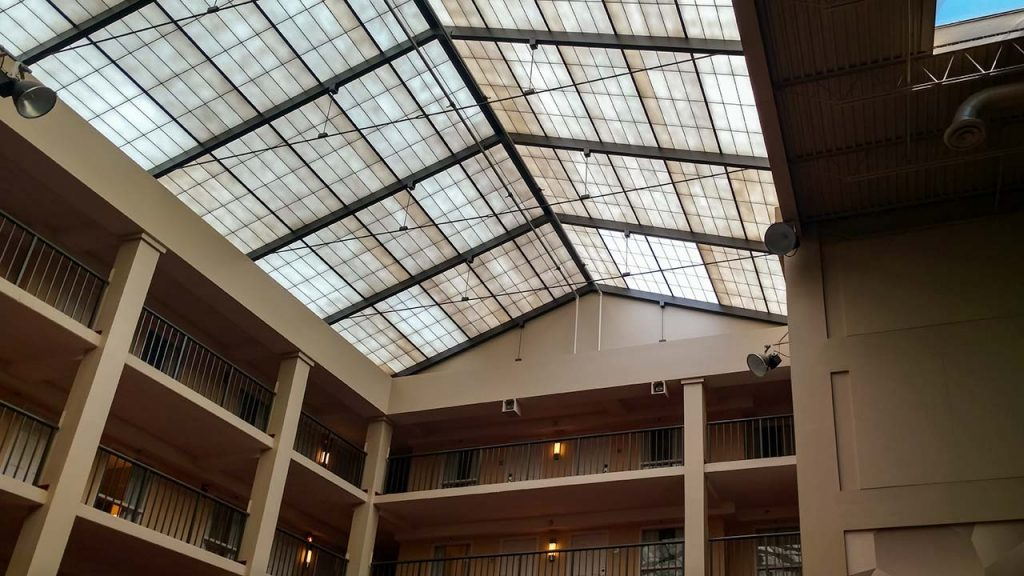skylight inspection embassy suites 25166-110240995