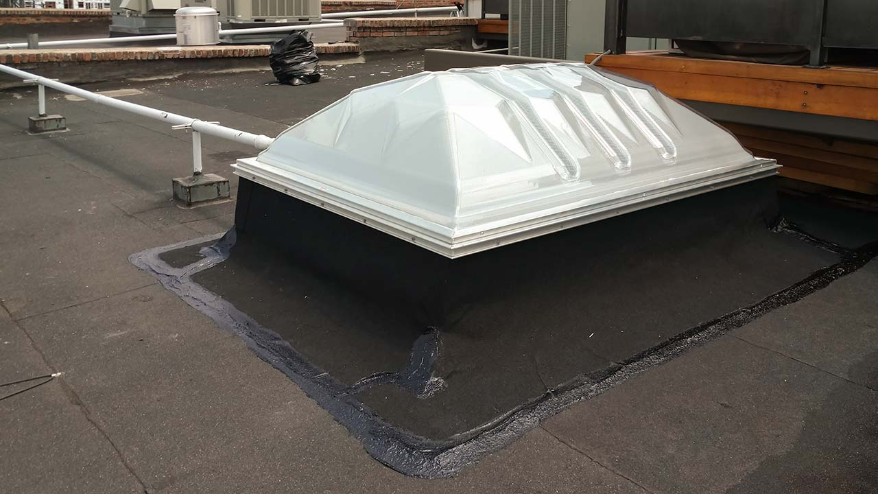 Velux Dynamic Dome 24773 131026411 Commercial Skylights
