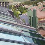 Re-Glaze Skylights | Mountain Plaza