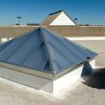 Pyramid Skylight | Aurora Federal CU