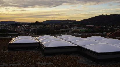 Skylight Retrofit | Hilton Brentwood/Nashville