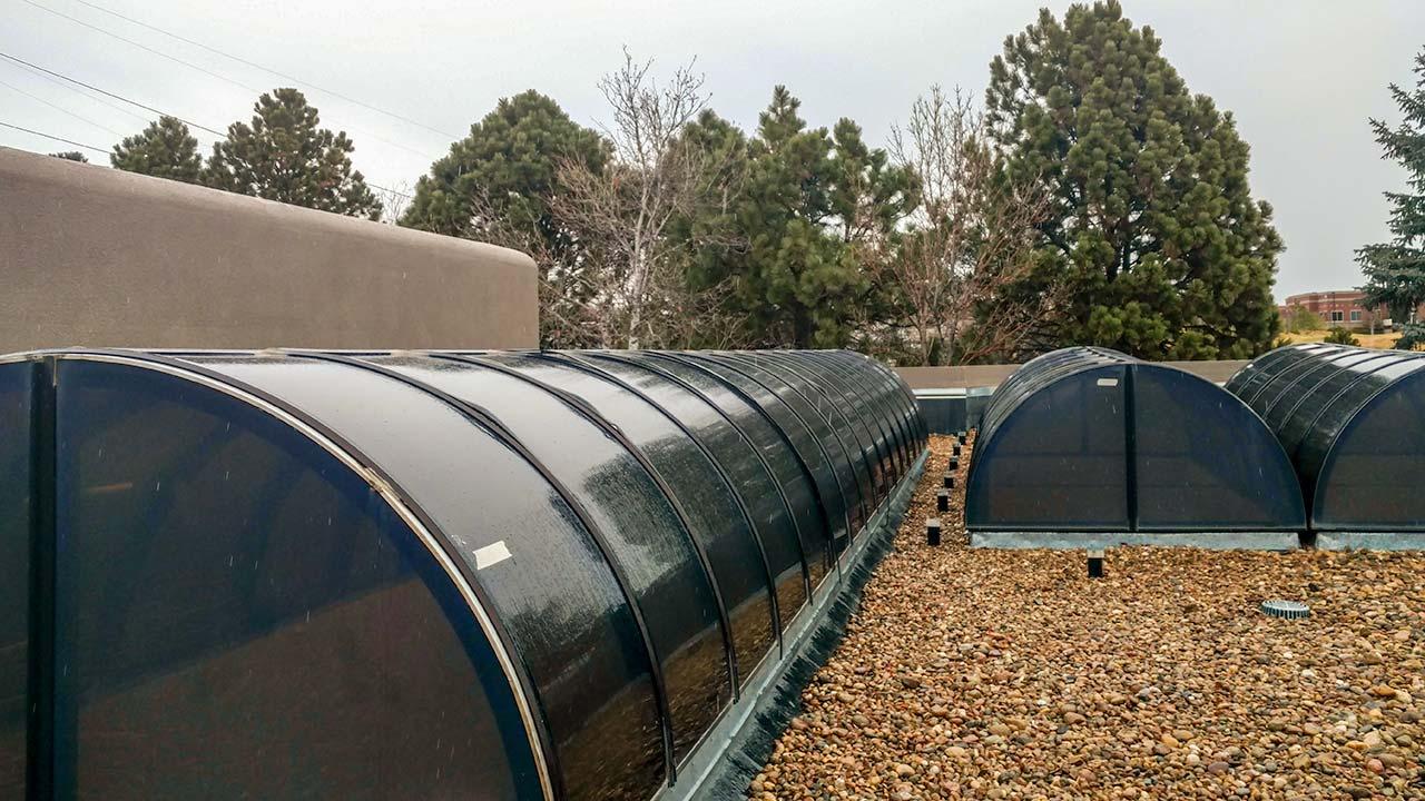 Barrel Vault Retrofit | Littleton Day Surgery